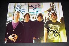 "Arctic Monkeys Band X4 PP Signed 10""x8"" Photo Repro"