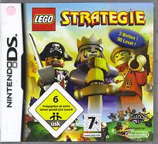 """ LEGO Strategie "" ( Nintendo DS )"