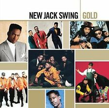 Gold: New Jack Swing by Various Artists (CD, 2008, 2 Discs, Hip-O) BMG