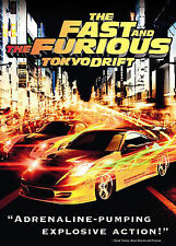 The Fast and the Furious: Tokyo Drift (DVD, 2006, Full Frame)