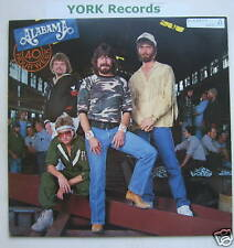 ALABAMA - 40 Hour Week - Excellent Condition LP Record