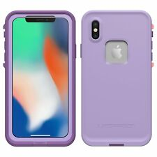Lifeproof FRĒ SERIES Waterproof Case for iPhone X & XS - Five Colors Option