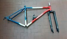 "Ritchey p29er 29"" steel mtb frame + ritchey carbon Pro fork rare L ssmtb"