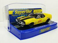 Slot car Scalextric Superslot H3921 AMC Javelin 1971 Trans AM Nº68