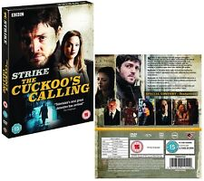 Strike The Cuckoos Calling DVD 2017