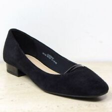 Suede Upper No Pattern Business Standard (D) Heels for Women