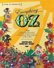 """Everything Oz: Make Munchkin Placecards, Over the Rainbow Cake, """"I'm Melting"""" Wi"""