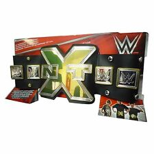 WWE NXT Championship Wrestling Belt Childs Replica Toy Belt NEW