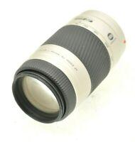 Minolta AF 75-300mm F4.5-5.6 D Telephoto Zoom Lens for Sony A & Minolta AF