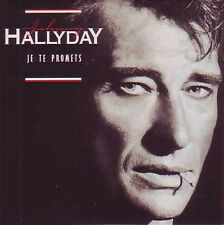☆ CD SINGLE Johnny HALLYDAY - Jean-Jacques GOLDMAN Je te promets ☆ NEUF