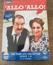 ALLO ALLO Complete Series 1-9 Dvd Box Set NEW SEALED