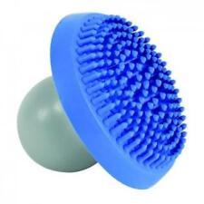 Trixie Shampoo- und Massagebürste - blau/grau
