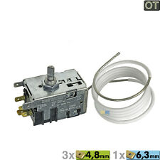 THERMOSTAT Danfoss 25T65 EN60730-2-9  077B6730 077B6731 AEG 2425021181 206280200