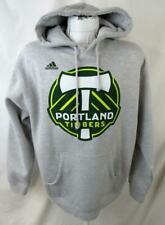 Portland Timbers Mens S L or XL Adidas Screened Pullover Hooded Sweatshirt PTI 5