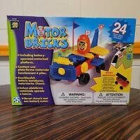 Motor Bricks Set 3221M 24pcs AMAV Electric Motor Car Plane