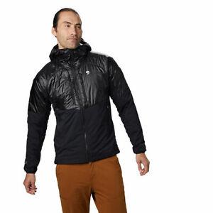 *Mountain Hardwear Men's Kor Strata™ Alpine Hoody Medium Black NWT