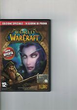 GIOCO PC - WORLD OF WARCRAFT - BLIZZARD ENTERTAINMENT - 2006