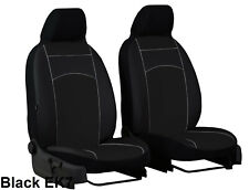 MAZDA MX-5 Mk3 2005 - 2015 ARTIFICIAL LEATHER TAILORED FRONT SEAT COVERS