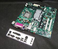 Intel Desktop D945GCCR D78647-303 Socket LGA775  Motherboard With Backplate