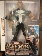 Marvel Legends Punisher 12' Icon Series Hasbro 2006 NIB