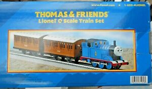 Lionel 6-31956 THOMAS the TANK ENGINE SET - Incomplete