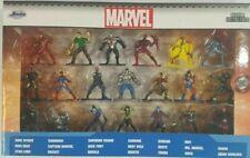 Marvel Avengers Jada Nano Die-Cast Metal Figs 20 pc Collector's Set Iron Man New