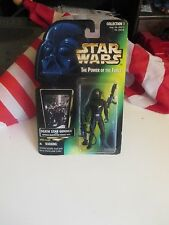 "Star Wars POF Death Star Gunner 4"" Action Figure Green Collection 1"