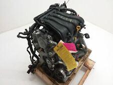 2009 2010 Nissan Cube Engine 1.8L VIN A 4th Digit MR18DE CVT 131,405K