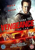 Vengeance DVD Nuovo DVD Region 2