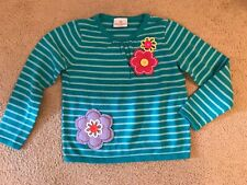Hanna Andersson Girls Sweater Size 120 (US 6-7)