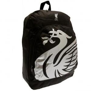 Liverpool FC Backpack Rucksack School Bag Holdall Official Merchandise RT
