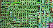 panini germany 2006 mini stickers serie completa.tutte da bustina +album nuovo