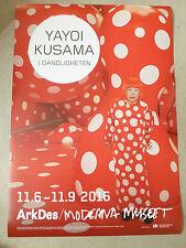 Yayoi Kusama I Andligheten  ART EXHIBITION POSTER #1