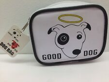 Good Dog, Bad Dog Leatherette Coin Pouch Change Purse Bull Terrier Angel Devil
