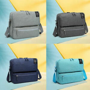 Women Duffle Suitcase Bag Shoulder Cross Body Luggage Multi-Compartment Travel
