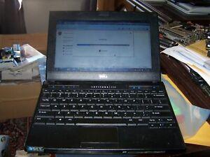 Dell Latitude 2100 NetBook 1GB RAM 80GB HD Windows 7 Pro SOLD AS IS - Estate