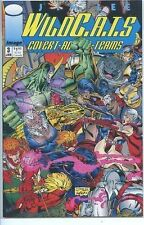 Wildcats Covert Action Teams 1992 series # 3 near mint comic book