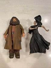 Harry Potter Action Figures: Hagrid & Lord Voldemort Vguc