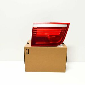 BMW X5 E70 Tailgate Boot Lid Left Taillight 63217295339 New Genuine