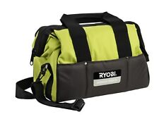 Canvas Tool Bag - Strong Portable Bag for Carrying Storage of Tools by Ryobi