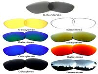Galaxy Replacement Lenses For Oakley Garage Rock Sunglasses Multi-Colors