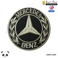 Motor Car Brand Logo Embroidered Iron On Sew On PatchBadge