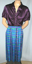 Andrea Gayle Pleated Skirt Plus Size 18 Timeless Careerwear C