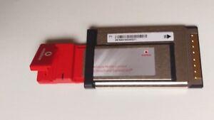 BULK OFFER 20 PIECES Huawei E870 ExpressCard HSUPA 3G Data Card  UNLOCKED