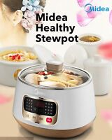 Midea Smart Stewpot 4 Containers in One Pot 1.6L WBZS162