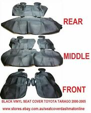 ABS Private Brand Leather Seat Covers