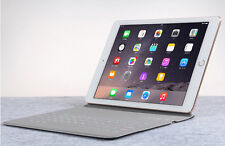 """9H® Bluetooth Wireless Keyboard Slim Leather Stand Cover Case for 8"""" iPad Mini"""