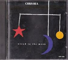 Chris Rea Wired To The Moon Japan 1st CD 1986 VDP-1146 Very Rare