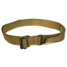 "Tactical Tailor Riggers Belt LARGE 38""-40"" x 1.75"" Coyote Brown 51006-14 NEW"