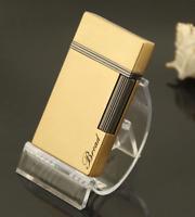Luxury Vintage Butane Lighter Antique Cigar Lighter Prestige Metal Gas Torch